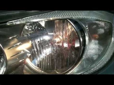 changing headlight  bmw   series youtube