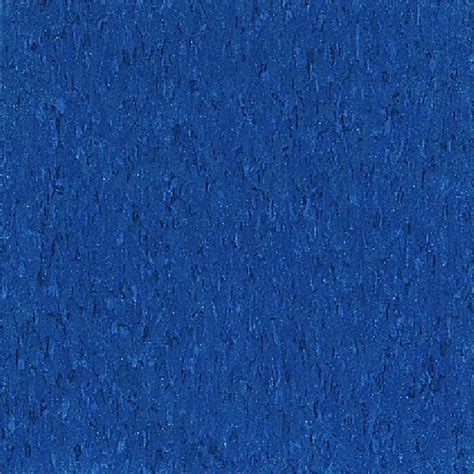 shop armstrong 12 in x 12 in gentian blue speckle pattern