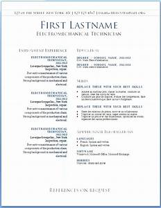 create best resume template word download download word With make a resume for free in word