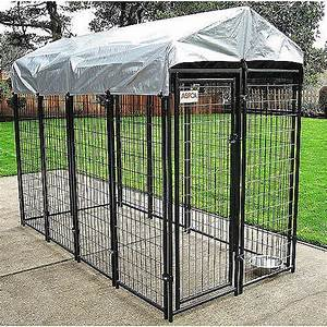 aspca premium dog kennel 4 x 8 x 6 walmartcom pet With aspca dog cage