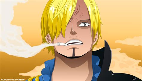 Vinsmoke Sanji By Melonciutus On Deviantart