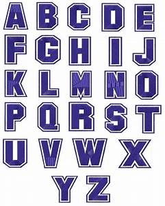 Football Font Machine Embroidery Designs Embroidery
