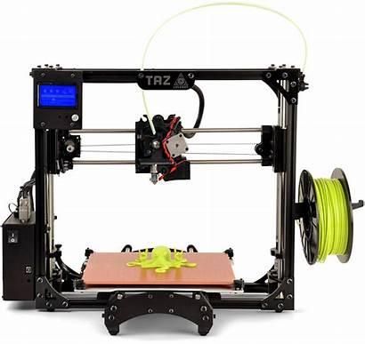 Taz 3d Lulzbot Printers Printer Sla Transparent