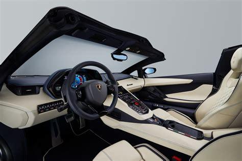 2018 Lamborghini Aventador S Roadster Price 2018 lamborghini aventador s roadster specs price photos