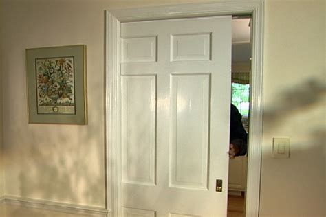 how to fix a pocket door how to repair and replace a pocket door diy projects