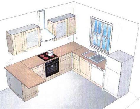 modele de cuisine simple cuisine en l meilleures images d 39 inspiration pour votre