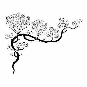 Stickers Cerisier Japonais Achetez en ligne