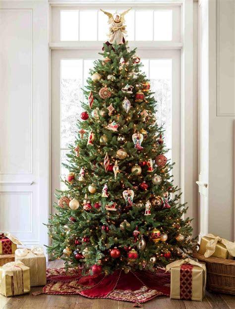 balsam beauty  noel style tree christmas tree