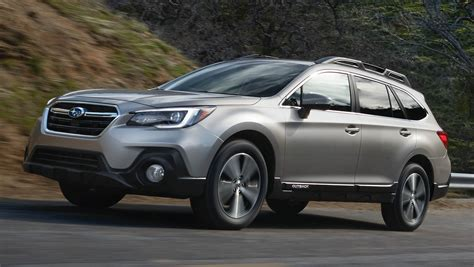 2018 Subaru Outback Facelift Gets Legacy's Upgrades