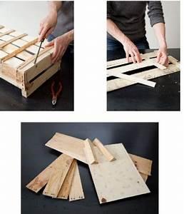 Cagette En Bois : fabriquer un tableau ardoise avec une cagette bois d co ~ Teatrodelosmanantiales.com Idées de Décoration