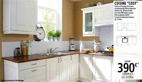cuisine encastrable brico depot cuisine brico depot cosy le des cuisines