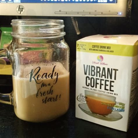 Thank you for dropping by!🔔 don't forget to subscribe! Vibrant Coffee (Herbal Blend Coffee Drink Mix) | Shopee ...