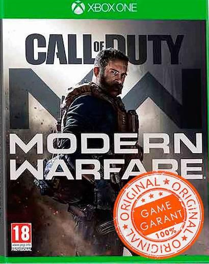 Call Duty Modern Warfare Xbox