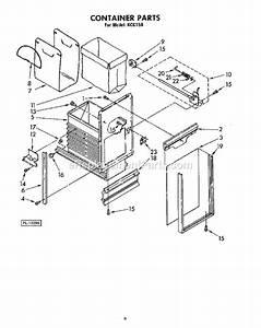 Kitchenaid Kcc150 Parts List And Diagram