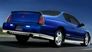 2005 Chevrolet Monte Carlo History, Pictures, Value