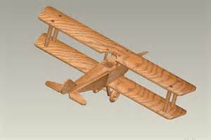 Wooden Airplane Toy Plane