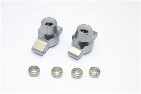 tamiya tt alloy rear knuckle arm  bearing pr set