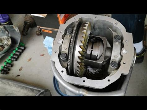 Ford 8 8 Gears by Vlog 18 Ford 8 8 Quot Differential Rebuild Spartan Locker