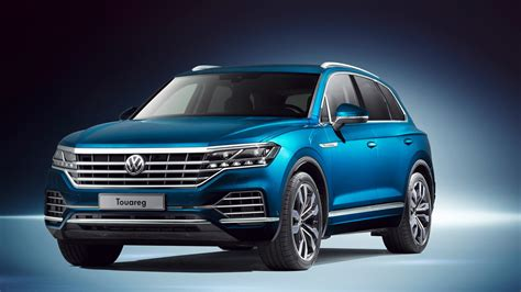 Volkswagen Car :  Techy Flagship Suv Revealed In Beijing