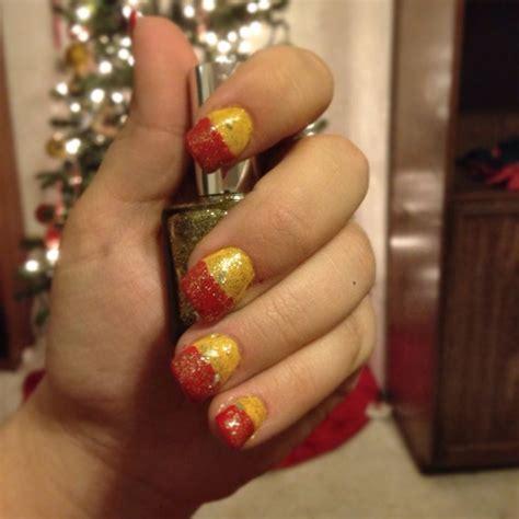 kansas city chiefs nail art kc chiefs nails nail art