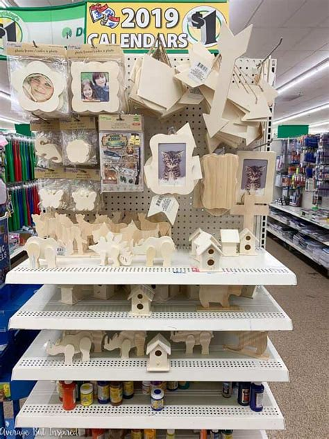 buy dollar tree craft supplies average
