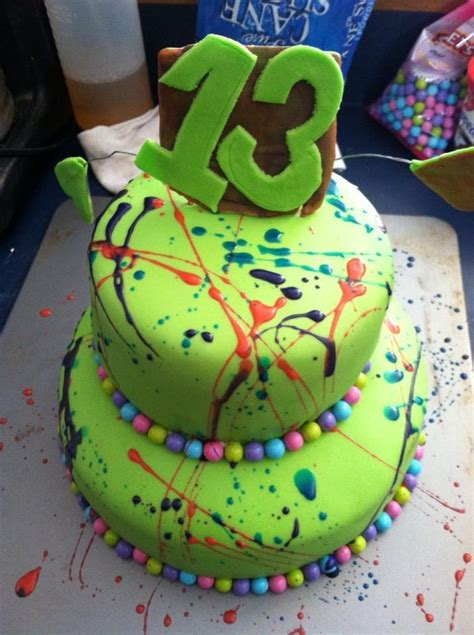 13th Boy Birthday Cake Ideas Images And Pictures Search System IMG