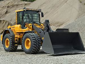 New Volvo L60f Loaders For Sale