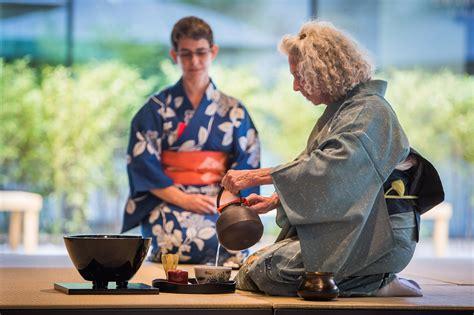 cultural demonstration tea ceremony portland japanese