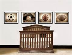 Sports Themed Bedroom Accessories Vintage Sports Nursery Decor Traditional Home Decor Portland
