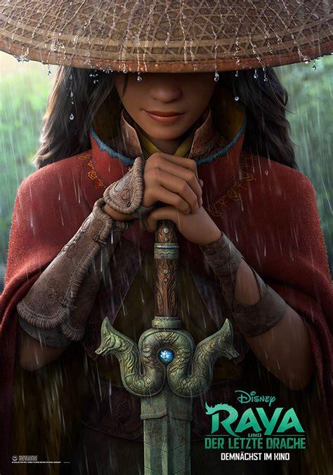 raya und der letzte drache film  kritik trailer