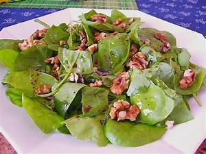Spinat Als Salat : spinatsalat rezept mit bild von angelika2603 ~ Orissabook.com Haus und Dekorationen