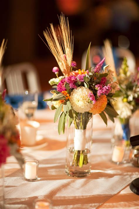 wheat  fresh flower arrangements