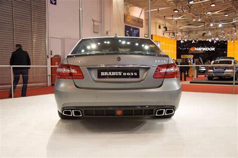 Brabus B63 S E63 Amg Autoblognl
