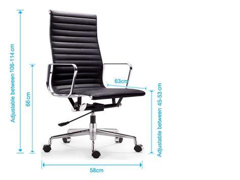chaise eames bleu chaise eames alu ea119 bleu