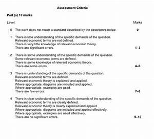 Ib Economics Revision Pages