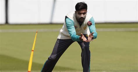 Amir Left Out Pakistan World Cup Squad