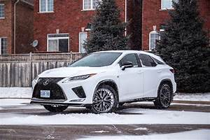 Review  2020 Lexus Rx 350 F Sport