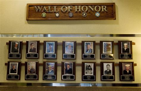 Ameren's Wall of Honor pays tribute to military veteran ...