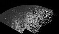 Space Images | Iapetus: A View from the Top