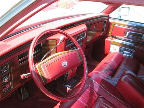 sell   cadillac fleetwood brougham delegance