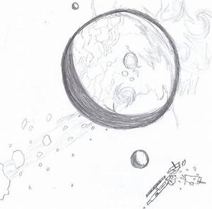 Byyro the Frozen Snow Planet - Sketch by HunterFusion on ...