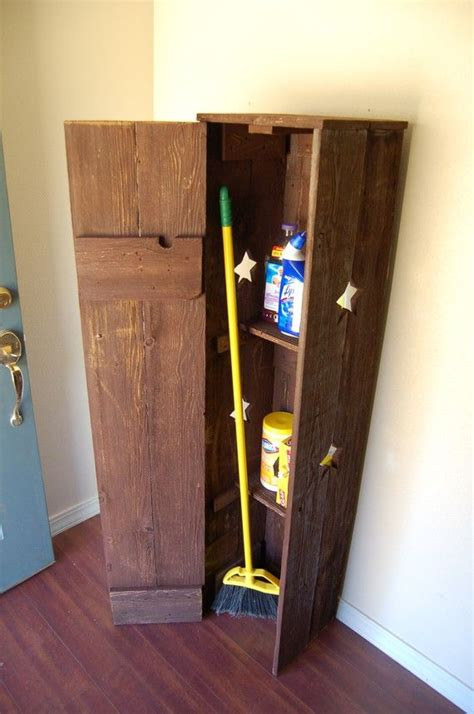 Kitchen Pantry Storage Cabinet Broom Closet by Recycled Wood Cabinet Large Wood Storage Cabinet Recycled