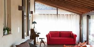 Una Casa Con Ambienti Moderni A Sfondo Rustico