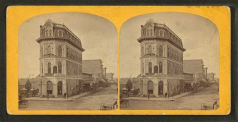 6. Here's the junction of Main and Del. circa 1860 ...