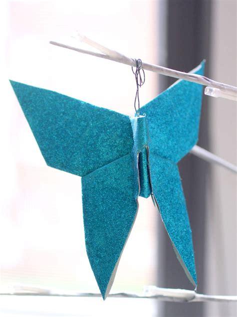 origami christmas ornament hgtv