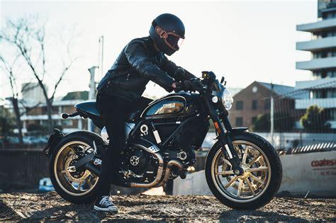 Ducati Scrambler Cafe Racer Kit