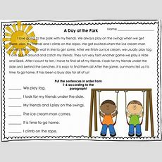 Sequential Order Activities For First And Second Graders  1st Grade Activities  First Grade