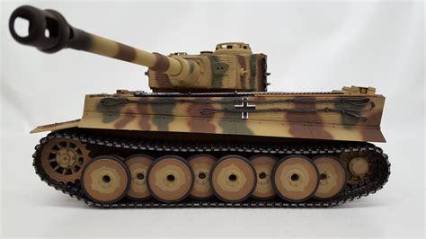 Torro Tiger I Metalltreib und Leiträder spät 1383818004