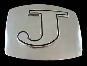 initial name letter belt buckle With belt buckles with letters on them