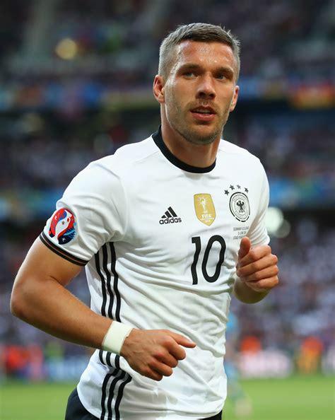 Fc köln, bayern münchen, bayern münchen ii, 1. Lukas Podolski Photos Photos - Germany v Slovakia - Round of 16: UEFA Euro 2016 - Zimbio
